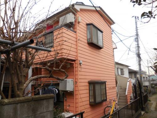 神奈川県横浜市 1棟売アパート
