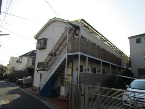 【23区】東京都板橋区 1棟アパート