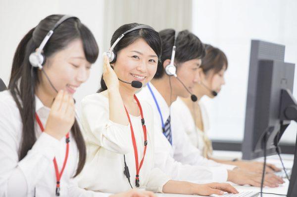 24時間コールセンターの導入