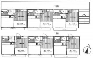 狛江市 5.45% 満室中 駐車スペース有のサムネイル
