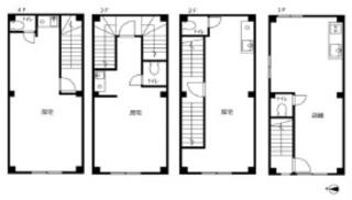 新宿区 5.57% S造 満室中のサムネイル