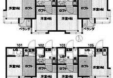 狛江市 8.52% 全室ロフト付き