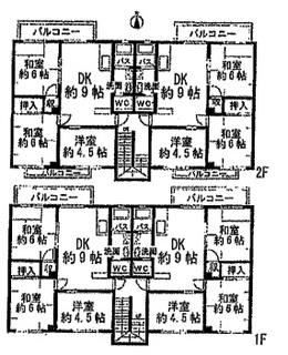 厚木市 10.38% 満室稼働中のサムネイル