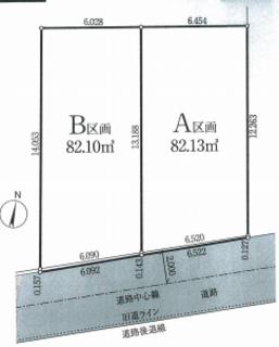 川崎市多摩区 土地2区画のサムネイル