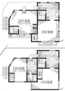 新宿区 5.31% 大規模修繕済のサムネイル