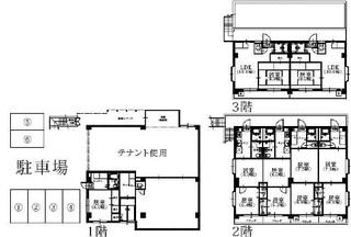武蔵野市 7.82% 満室RCのサムネイル