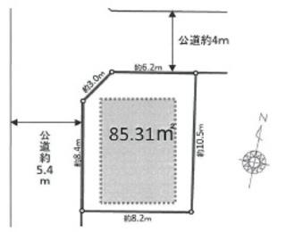 座間市 11.41% 角地のサムネイル