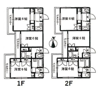 横浜市 10% ロフト付きのサムネイル