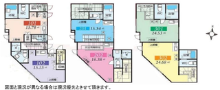 江東区亀戸 6.5% 平成28年築のサムネイル