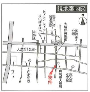 川崎市 5.35% 築浅S造のサムネイル