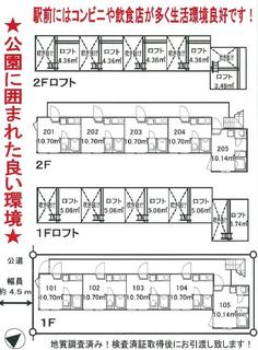 中野区 6.8% 新築家具付きのサムネイル